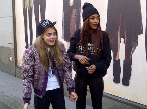jourdan-dunn-and-brian-lichtenberg-homies-cotton-sweatshirt-gallery