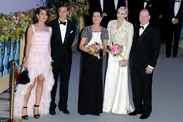 Royal family of Monaco
