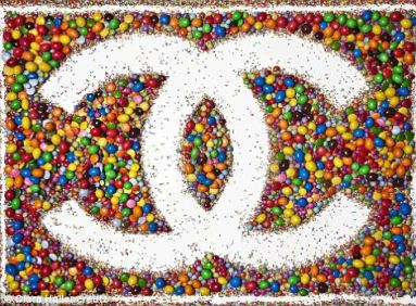 Chanel Rainbow Candy
