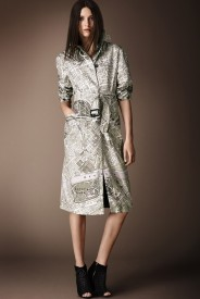 burberry prorsum women 2014