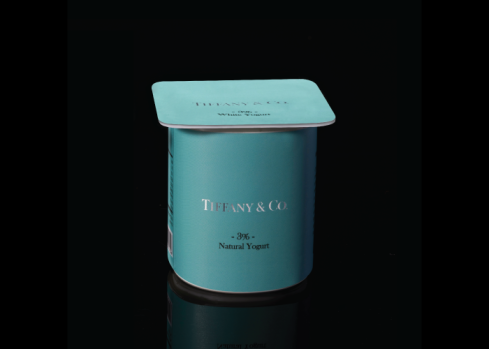 Tiffany & Co yoghurt